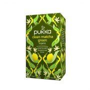"""Pukka, tēja """"Clean Matcha Green"""", BIO, 20pac., 30g"""