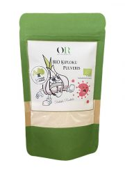 Organic products, ķiploku pulveris, BIO, 100g
