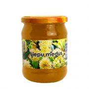 Blūms, liepu medus, 700g burciņā