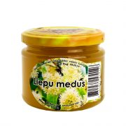 Blūms, liepu medus, 420g burciņā