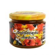 Blūms, dažādu ziedu medus, 420g burciņā