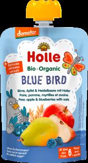 Holle, BIO biezenis - bumbieris, ābols, mellenes un auzas, 100 g