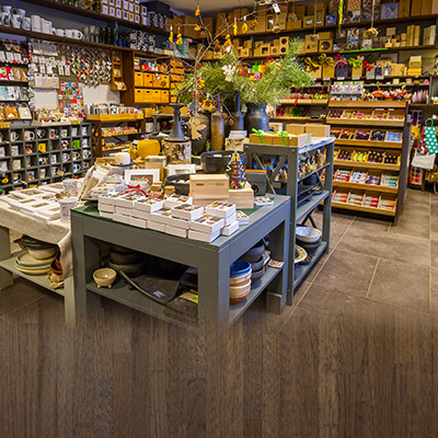 Магазин в Елгаве