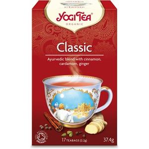 Yogi tēja klasiskā 17 paciņas