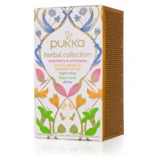 Pukka bio tēju kolekcija 20 paciņas
