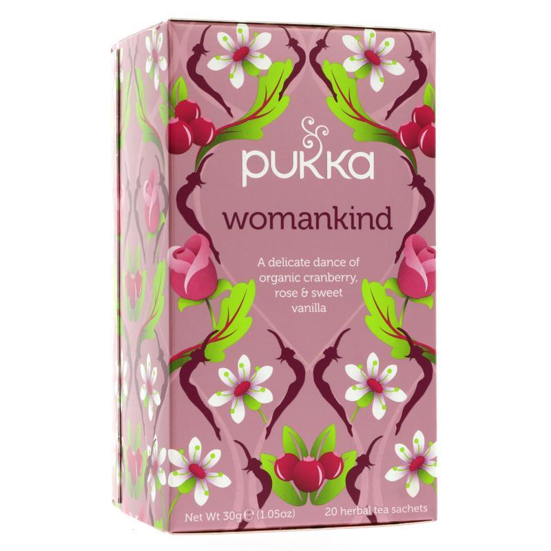 Pukka sieviešu tēja 20 paciņas