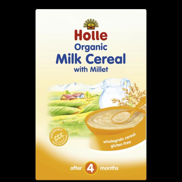 Pilngraudu piena un prosas putra bērniem pēc 4 mēnešu vecuma