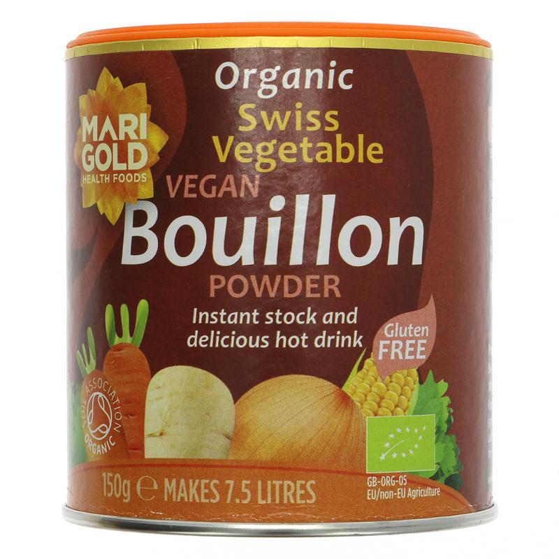 BIO dārzeņu buljons Organic