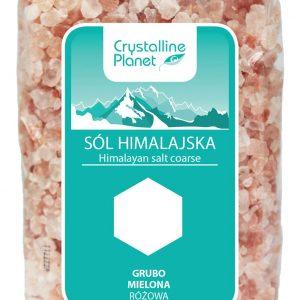 Himalaju rupjā sāls, 600g