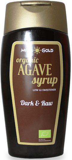 Tumšais agaves sīrups, 350g