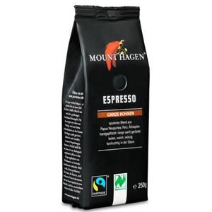 Espresso kafijas pupiņas, 250g