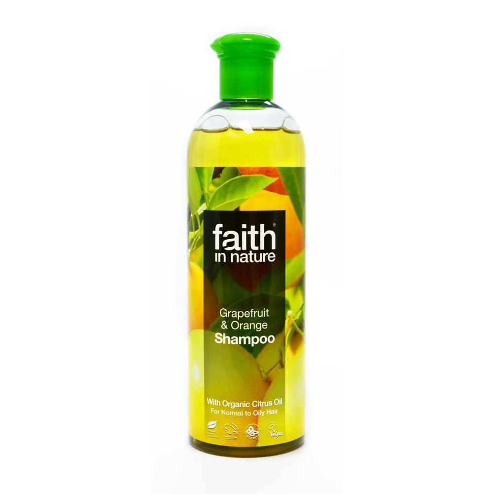 Greipfrūta un Apelsīnu šampūns, 400ml