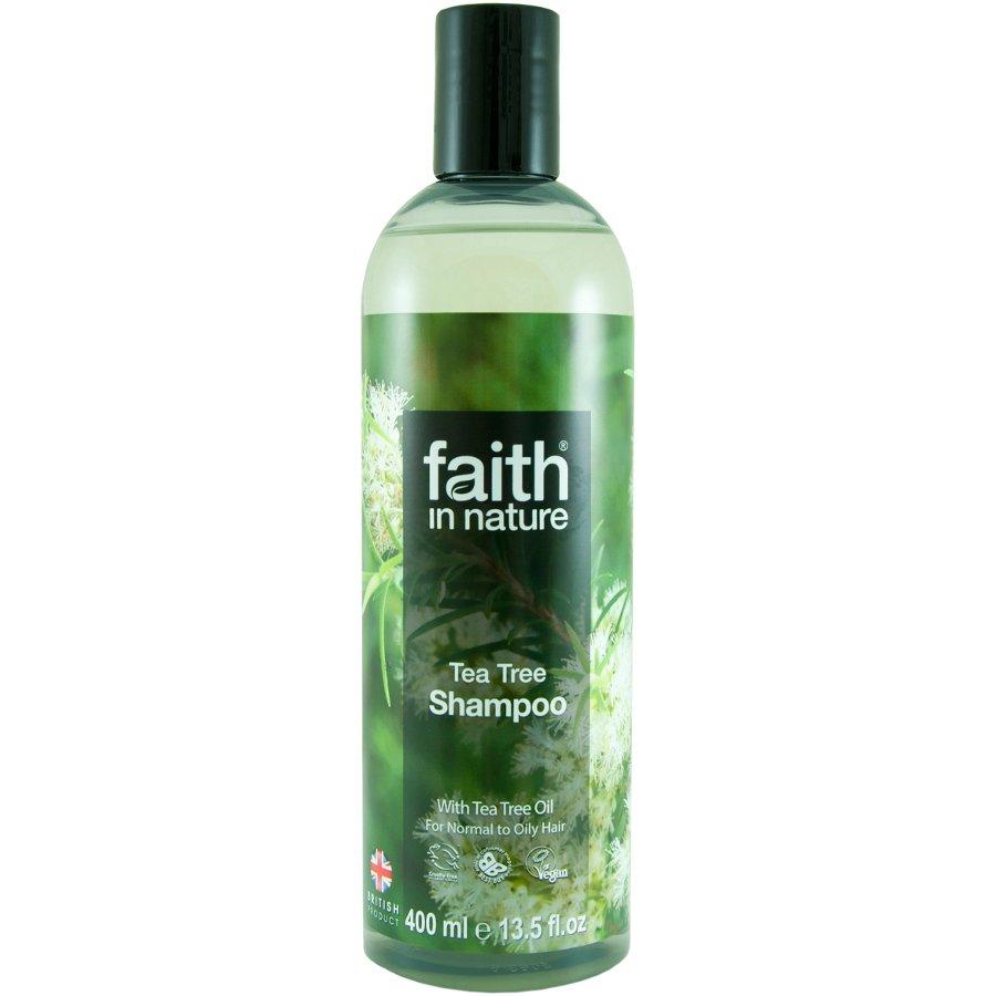 Tējas koka šampūns, 400ml