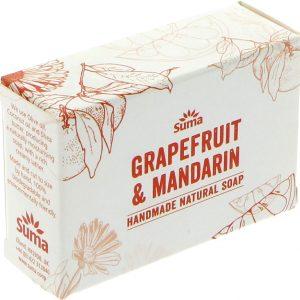 Greipfrūta un mandarīna ziepes, 95g