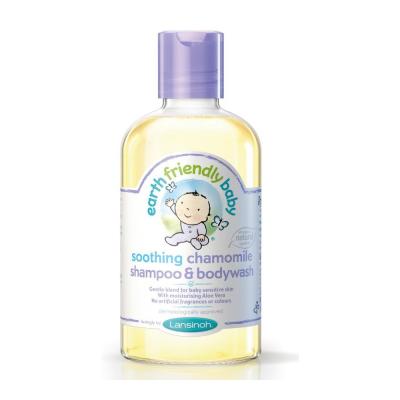 Kumelīšu šampūns un dušas želeja bērniem, 250ml