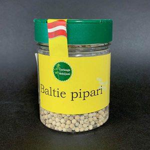 garšaugu maisījumi baltie pipari graudos 50g