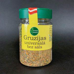 Garšaugu maisījumi garšviela gruzijas universālā bez sāls