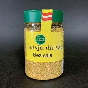 garšaugu maisījumi latvju dārzs bez sāls