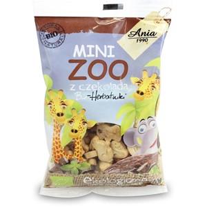 Šokolādes cepumi bērniem mini zoo