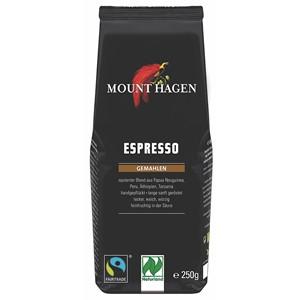 Mount hagen malts espresso