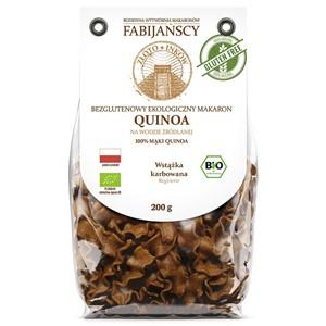 kvinojas miltu makaroni