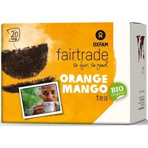 mango apelsīnu melnā tēja