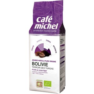 cafe michel Bolivie kafija