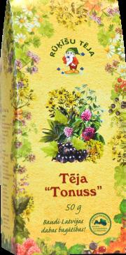 Rūķīšu tēja, Tonuss, 50g
