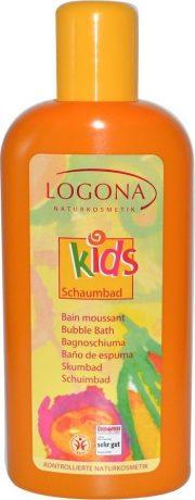 Šampūns / dušas želeja, bērniem, 200ml, Logona