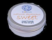 Kazas laukos dezodorants sausais Sweet 60ml
