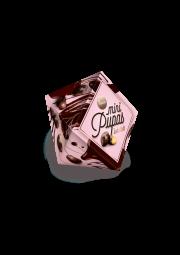 Pupuči šokolādē kastītē 75g
