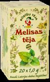 melisas tēja