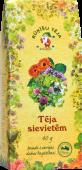 sieviešu tējas