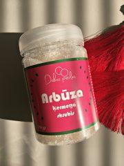 Dabas pērles ķermeņa skrubis arbūzs 250 g