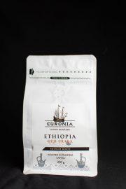 Curonia kafija, Etiopija-Guji Uraga kafijas pupiņas, 250g