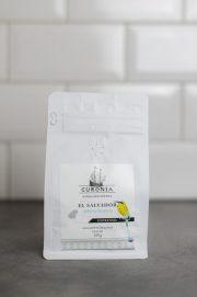 Curonia kafija, EL SALVADOR - AHUACHAPAN kafijas pupiņas, 250g