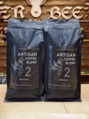 Curonia kafija, ARTISAN BLEND #2 kafijas pupiņas. 1kg