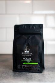 Curonia kafija, Brazīlija - Fazenda Primavera pupiņu kafija, 250g