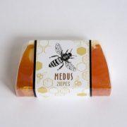 medus ziepes ar attēlotu biti